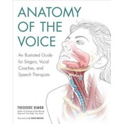 Anatomy of the Voice: An Illustrated Guide for Singers, Vocal Coaches, and Speech Therapists, Paperback/Theodore Dimon