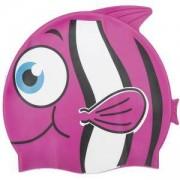 Детска шапка за плуване BESTWAY Hydro Swim Buddy, розова, BW26025-pink
