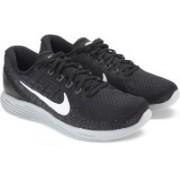 Nike LUNARGLIDE 9 Running Shoes For Men(Black)