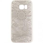Husa Capac Spate Spirit Natural Argintiu Samsung Galaxy S7 Edge YUPPI LOVE TECH