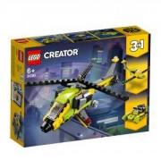 Конструктор Лего Криейтър - Приключение с хеликоптер LEGO Creator 31092