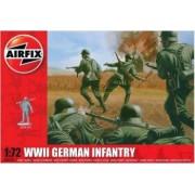 Kit constructie Airfix soldati WWII German Infantry 1:72