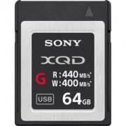 XQD G 64GB (R:440MB/s W:400MB/s)