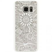 Husa Capac Spate Spirit Natural Alb Samsung Galaxy S7 YUPPI LOVE TECH