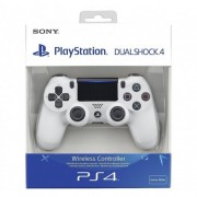 Джойстик Sony Playstation 4 Dualshock 4 V2 Бял