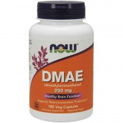 NOW Foods DMAE 250 mg - NOW Foods