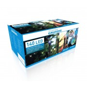 Grundig - Lanț de crăciun exterior 18m 140xLED/3,6W/230V IP44 colorat