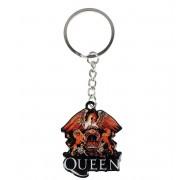 Kulcstartó Queen - Crest - RAZAMATAZ - KR165