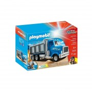 Camion Volcador Playmobil City Action C/ Accesorios - 5665