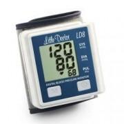 Tensiometru electronic de incheietura Little Doctor LD 8 Afisaj LCD Memorare 90 de valori Algoritm Fuzzy