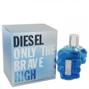 Only The Brave High Eau De Toilette Spray By Diesel 4.2 oz Eau De Toilette Spray