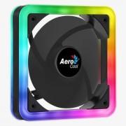 Ventilator Aerocool Edge14 140mm, iluminare aRGB