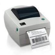 Imprimanta de etichete Zebra GC420D 203DPI cu dispenser