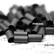 Set tuburi termocontractabile MDPC-X Heatshrink 7mm, 4:1 Small, 50 buc, Anthracite
