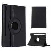 Bolsa Tipo Fólio Rotativa para Samsung Galaxy Tab S6 - Preto