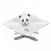Nattou Loulou, Lea & Hippolyte - Doudou Comforter Loulou The Panda