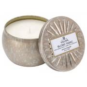 Voluspa Blond Tabac Decorative Tin Candle (25h)