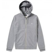 FRED PERRY Loopback Hooded Sweat (XXL)