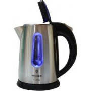 Singer Cutie 1 Ltr 1500 watts Electric Kettle(1 L, Silver, Black)