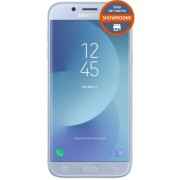 "Telefon Mobil Samsung Galaxy J5 (2017), Procesor Octa-Core 1.6GHz, Super AMOLED Capacitive touchscreen 5.2"", 2GB RAM, 16GB Flash, 13MP, Wi-Fi, 4G, Dual Sim, Android (Albastru/Argintiu) + Cartela SIM Orange PrePay, 6 euro credit, 6 GB internet 4G, 2,000 mi"