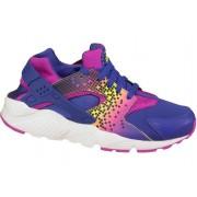 Nike Huarache Run Print Gs Violet
