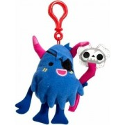 Moshi Monsters Moshlings Backpack Clip Plush Figure Big Bad Bill With Online Code