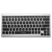 Bornd B33 Bluetooth 3.0 Wireless Keyboard for iPad Mini / iPad / Nexus 7 / Galaxy Tab and other Tablets/Desktop (Sliver)
