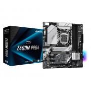 MB, ASRock Z490M PRO4 /Intel Z490/ DDR4/ LGA1200
