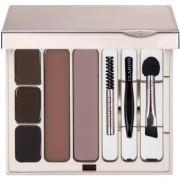 """Clarins Eye Make-Up Kit Sourcils """"Pro"""" conjunto para sobrancelhas perfeitas 5,2 g"""