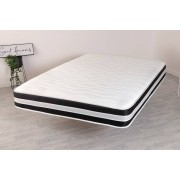 The Sleep People Ltd - Midnight Dreams From £49 for a small single 3D quilted memory foam sprung mattress in small single, single, small double, double or king from Desire Beds