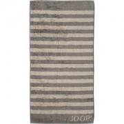 JOOP! Toallas Classic Stripes Toalla de ducha grafito 80 x 150 cm 1 Stk.