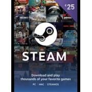 Steam Wallet 25 Euro Cd-key
