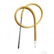 Harimi szívócső - Arany - 190 cm