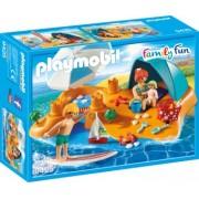 PlayMobil FAMILIE LA PLAJA