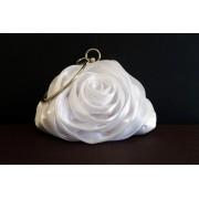 Svatební kabelka bílá