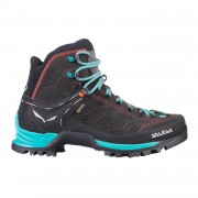 Salewa obuv OUT-A MTN TRAINER MID GTX magnet/viridian green Velikost: 4.5