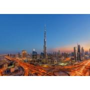 W + G Wizzard and Genius Fotobehang Burj Khalifah