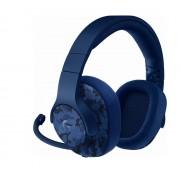 Logitech G433 Blue Camo 7.1 DTS Surround Sound Геймърски слушалки с микрофон