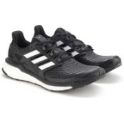 ADIDAS ENERGY BOOST M Running Shoes For Men(Black, White)