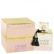 Lalique L'amour Eau De Parfum Spray By Lalique 3.3 oz Eau De Parfum Spray