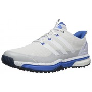 Adidas Men s Adipower Sport Boost 2 Golf Shoe Fatwa White/Clear Grey Blue 9.5 D(M) US