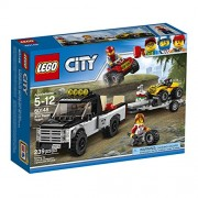 LEGO City Great Vehicles ATV Race Team 60148 Building Kit
