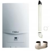 Vaillant Caldaia Ecotec Pure Vmw 246/7-2 A Condensazione Camera Stagna Metano + Kit Fumi Omaggio