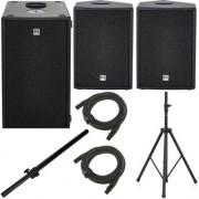 HK Audio PR:O 10 XD - 210 Sub A Bundle