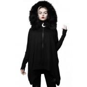 Ženska majica s kapuljačom - Gothel - KILLSTAR - KSRA001376