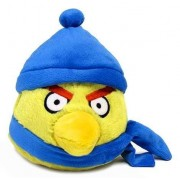 "Angry Birds 6"" Winter Hat Yellow Bird (Limited Edition)"