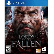 Game Ps4 Lords Of The Fallen - Unissex