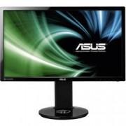 Asus LED monitor Asus VG248QE, 61 cm (24 palec),1920 x 1080 px 1 ms, TN LED HDMI™, DisplayPort, DVI