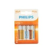 Philips 4x Philips AA batterijen