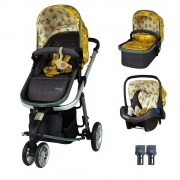 Cosatto CT4272 Giggle 3 Travel System Bundle (3 pcs) Spot The Birdie